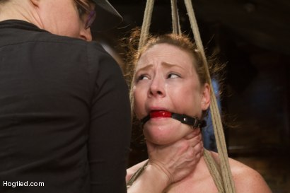 Photo number 15 from Audrey Hollander - Bitch Still Has It shot for Hogtied on Kink.com. Featuring Audrey Hollander in hardcore BDSM & Fetish porn.
