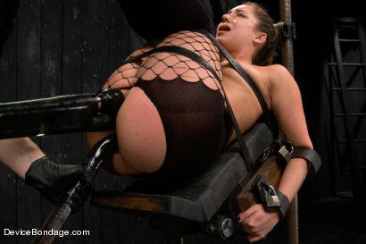 Photo number 9 from Girl Next Door & AVN Award Winner Remy LaCroix Returns shot for Device Bondage on Kink.com. Featuring Remy LaCroix in hardcore BDSM & Fetish porn.