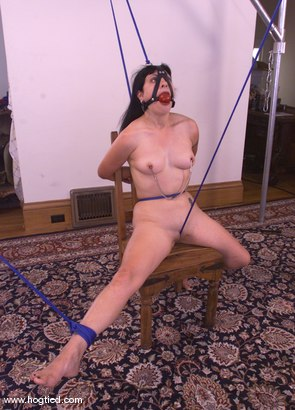 Photo number 15 from Carly shot for Hogtied on Kink.com. Featuring Carly in hardcore BDSM & Fetish porn.