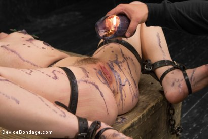 Photo number 7 from Proxy Paige vs Orlando shot for Device Bondage on Kink.com. Featuring Proxy Paige and Orlando in hardcore BDSM & Fetish porn.