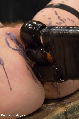 Photo number 6 from Proxy Paige vs Orlando shot for Device Bondage on Kink.com. Featuring Proxy Paige and Orlando in hardcore BDSM & Fetish porn.