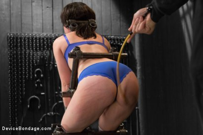Photo number 4 from Proxy Paige vs Orlando shot for Device Bondage on Kink.com. Featuring Proxy Paige and Orlando in hardcore BDSM & Fetish porn.