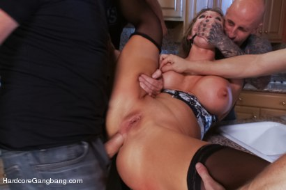 Photo number 6 from Cheating Wife Pays the Price shot for Hardcore Gangbang on Kink.com. Featuring Nikki Sexx, Astral Dust, John Strong, Mark Davis, Tommy Pistol, Mr. Pete, Jordan Ash and Ryan McLane in hardcore BDSM & Fetish porn.