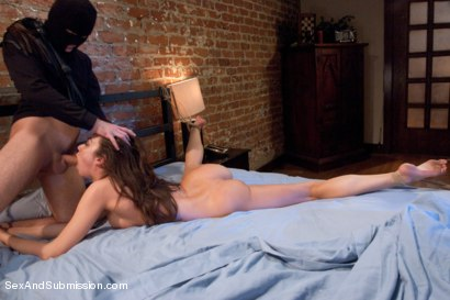 Photo number 7 from Forbidden Confessions: Tiffany has rough sex with a burglar! shot for Sex And Submission on Kink.com. Featuring James Deen and Tiffany Tyler in hardcore BDSM & Fetish porn.