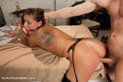 Photo number 10 from Customer Service Slut shot for Sex And Submission on Kink.com. Featuring Danny Wylde and Rilynn Rae in hardcore BDSM & Fetish porn.
