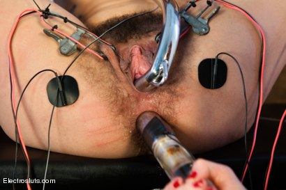 Photo number 4 from Hair Fetish Model, Bianca, is Back for intense Electrosex! shot for Electro Sluts on Kink.com. Featuring Lorelei Lee and Bianca Stone in hardcore BDSM & Fetish porn.