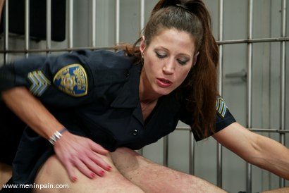 Photo number 2 from Nick Jacobs, Kym Wilde and Penny Flame shot for Men In Pain on Kink.com. Featuring Kym Wilde, Penny Flame and Nick Jacobs in hardcore BDSM & Fetish porn.