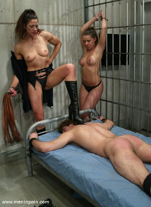 Photo number 4 from Nick Jacobs, Kym Wilde and Penny Flame shot for Men In Pain on Kink.com. Featuring Kym Wilde, Penny Flame and Nick Jacobs in hardcore BDSM & Fetish porn.