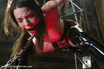 Photo number 12 from Dana DeArmond shot for Fucking Machines on Kink.com. Featuring Dana DeArmond in hardcore BDSM & Fetish porn.