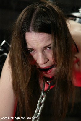 Photo number 13 from Dana DeArmond shot for Fucking Machines on Kink.com. Featuring Dana DeArmond in hardcore BDSM & Fetish porn.