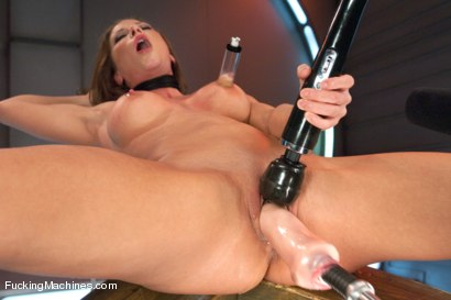 Photo number 7 from Cock Bending Pussy of Steel to Go w/Her Guns and Abs: Welcome Ariel X! shot for Fucking Machines on Kink.com. Featuring Ariel X in hardcore BDSM & Fetish porn.