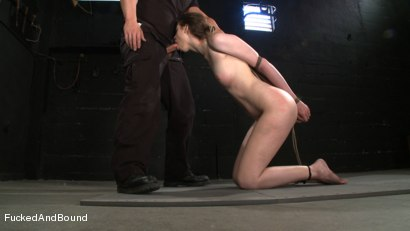 Photo number 12 from True Submission shot for Brutal Sessions on Kink.com. Featuring TJ Cummings and Kristine in hardcore BDSM & Fetish porn.