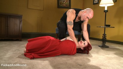 Photo number 1 from Challenging Berlin shot for Fucked and Bound on Kink.com. Featuring Mz Berlin and Derrick Pierce in hardcore BDSM & Fetish porn.