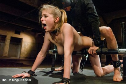 Photo number 13 from The Training of an Anal Slut, Day Two shot for The Training Of O on Kink.com. Featuring Penny Pax and Owen Gray in hardcore BDSM & Fetish porn.