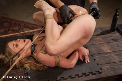 Photo number 7 from The Training of and Anal Slut, Day Three shot for The Training Of O on Kink.com. Featuring Penny Pax and Owen Gray in hardcore BDSM & Fetish porn.