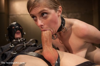 Photo number 8 from The Training of and Anal Slut, Day Three shot for The Training Of O on Kink.com. Featuring Penny Pax and Owen Gray in hardcore BDSM & Fetish porn.