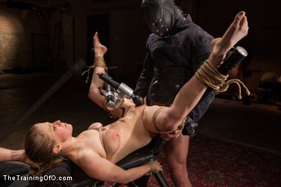 Photo number 11 from The Training of an Anal Slut, Final Day shot for The Training Of O on Kink.com. Featuring Penny Pax and Rob Blu in hardcore BDSM & Fetish porn.
