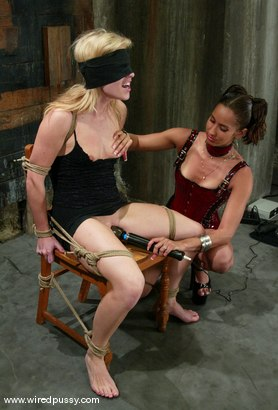 Photo number 1 from Isis Love and Angela Stone shot for Wired Pussy on Kink.com. Featuring Isis Love and Angela Stone in hardcore BDSM & Fetish porn.