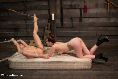 Photo number 15 from New Submissive Slut: Dahlia Sky shot for Whipped Ass on Kink.com. Featuring Maitresse Madeline Marlowe  and Dahlia Sky in hardcore BDSM & Fetish porn.