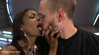 Photo number 2 from Take What you Get And Take More  shot for TS Seduction on Kink.com. Featuring Natassia Dreams and Rocky in hardcore BDSM & Fetish porn.