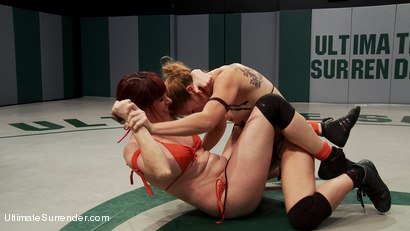 Photo number 4 from See how the Season 10 Tag Teams Started Super Mega Awesome Battle Dream Supreme  shot for Ultimate Surrender on Kink.com. Featuring Odile, Serena Blair, Tia Ling, Bella Wilde, Bella Rossi, Izamar Gutierrez, Cheyenne Jewel, DragonLily, Syd Blakovich, Mistress Kara, Sahara Rain and Beretta James in hardcore BDSM & Fetish porn.