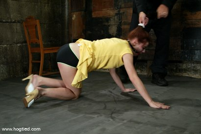 Photo number 2 from Sarah Blake shot for Hogtied on Kink.com. Featuring Sarah Blake in hardcore BDSM & Fetish porn.