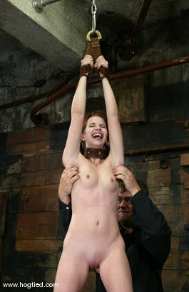 Photo number 13 from Sarah Blake shot for Hogtied on Kink.com. Featuring Sarah Blake in hardcore BDSM & Fetish porn.