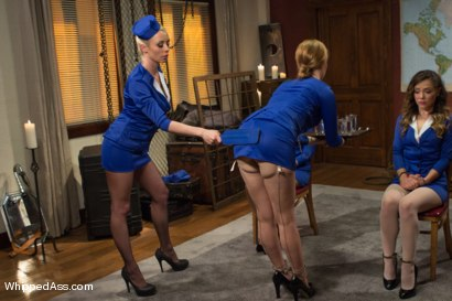Photo number 2 from Sky High Lesbian Punishment shot for Whipped Ass on Kink.com. Featuring Lorelei Lee, Kristina Rose, Mallory Mallone and Missy Minks in hardcore BDSM & Fetish porn.