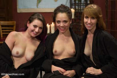 Photo number 9 from Sky High Lesbian Punishment shot for Whipped Ass on Kink.com. Featuring Lorelei Lee, Kristina Rose, Mallory Mallone and Missy Minks in hardcore BDSM & Fetish porn.