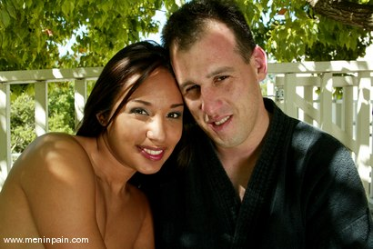 Photo number 15 from mini and Jasmine Byrne shot for Men In Pain on Kink.com. Featuring Jasmine Byrne and mini in hardcore BDSM & Fetish porn.