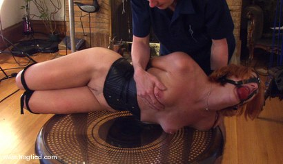 Photo number 2 from Ivy shot for Hogtied on Kink.com. Featuring Ivy in hardcore BDSM & Fetish porn.