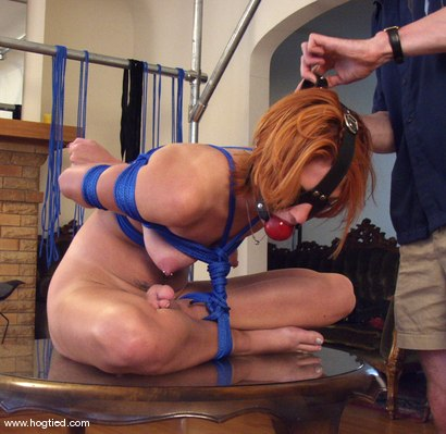 Photo number 7 from Ivy shot for Hogtied on Kink.com. Featuring Ivy in hardcore BDSM & Fetish porn.