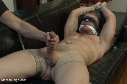 Photo number 2 from Jeremy Stevens and The Perverted Underwear Thieves - Part One shot for Men On Edge on Kink.com. Featuring Jeremy Stevens and Sebastian Keys in hardcore BDSM & Fetish porn.