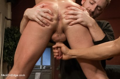 Photo number 9 from Jeremy Stevens and The Perverted Underwear Thieves - Part One shot for Men On Edge on Kink.com. Featuring Jeremy Stevens and Sebastian Keys in hardcore BDSM & Fetish porn.