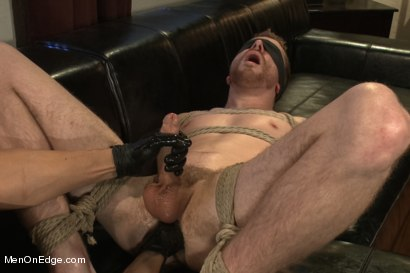 Photo number 10 from Jeremy Stevens and The Perverted Underwear Thieves - Part Two  shot for Men On Edge on Kink.com. Featuring Jeremy Stevens and Sebastian Keys in hardcore BDSM & Fetish porn.