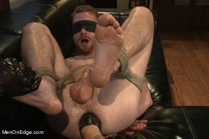 Photo number 8 from Jeremy Stevens and The Perverted Underwear Thieves - Part Two  shot for Men On Edge on Kink.com. Featuring Jeremy Stevens and Sebastian Keys in hardcore BDSM & Fetish porn.