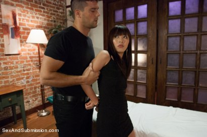 Photo number 5 from The Massage Parlor: Marica Hase shot for Sex And Submission on Kink.com. Featuring Marica Hase and Ramon Nomar in hardcore BDSM & Fetish porn.