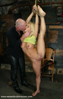 Photo number 3 from Mia Bangg and Mark Davis shot for Sex And Submission on Kink.com. Featuring Mia Bangg and Mark Davis in hardcore BDSM & Fetish porn.