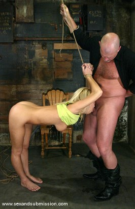 Photo number 6 from Mia Bangg and Mark Davis shot for Sex And Submission on Kink.com. Featuring Mia Bangg and Mark Davis in hardcore BDSM & Fetish porn.