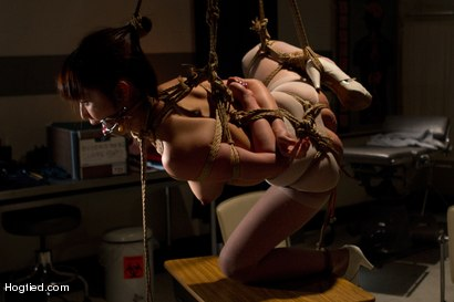 "Photo number 9 from ""Predator Games"" - A HogTied BDSM Fantasy Feature Movie Starring Marica Hase shot for Hogtied on Kink.com. Featuring Marica Hase in hardcore BDSM & Fetish porn."