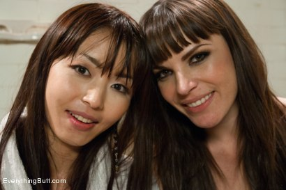 Photo number 15 from Anal Fisting and Gushing Enemas for Marcia Hase shot for Everything Butt on Kink.com. Featuring Marica Hase and Dana DeArmond in hardcore BDSM & Fetish porn.