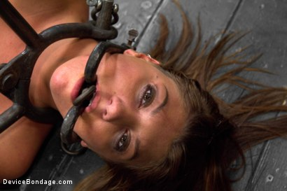 Photo number 13 from No Holds - Cassandra Nix shot for Device Bondage on Kink.com. Featuring Cassandra Nix, Mz Berlin and Asa Archer in hardcore BDSM & Fetish porn.