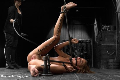 Photo number 15 from No Holds - Cassandra Nix shot for Device Bondage on Kink.com. Featuring Cassandra Nix, Mz Berlin and Asa Archer in hardcore BDSM & Fetish porn.