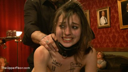 Photo number 11 from Rules, Protocols and Slave Games shot for The Upper Floor on Kink.com. Featuring Bella Rossi and Kristine Kahill in hardcore BDSM & Fetish porn.