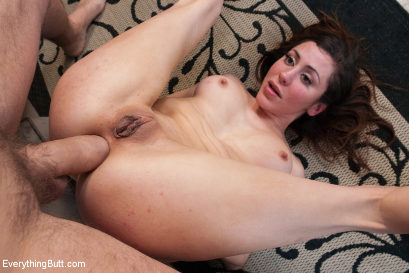 Cum catching milf
