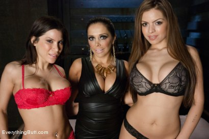 Photo number 1 from Latina Anal Sluts shot for Everything Butt on Kink.com. Featuring Francesca Le , Yurizan Beltran and Aleksa Nicole in hardcore BDSM & Fetish porn.