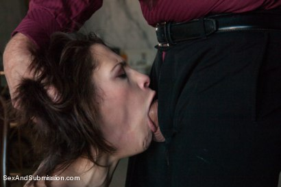 Photo number 6 from FOREIGN EXCHANGE SLAVE! French Student Suffers in Sexual Punishment! shot for Sex And Submission on Kink.com. Featuring Mark Davis and Nikita Bellucci in hardcore BDSM & Fetish porn.
