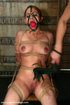 Photo number 10 from Victoria Sweet and Isis Love shot for Water Bondage on Kink.com. Featuring Victoria Sweet and Isis Love in hardcore BDSM & Fetish porn.