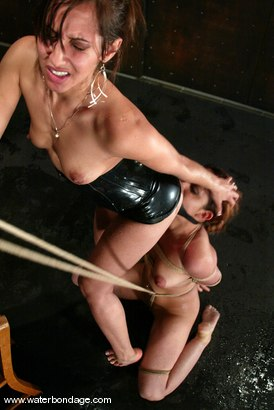 Photo number 13 from Victoria Sweet and Isis Love shot for Water Bondage on Kink.com. Featuring Victoria Sweet and Isis Love in hardcore BDSM & Fetish porn.
