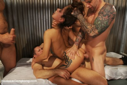 Photo number 9 from Chola Love - Starring Jynx Maze shot for Hardcore Gangbang on Kink.com. Featuring Xander Corvus, Owen Gray, Jynx Maze, Astral Dust, Ramon Nomar and John Strong in hardcore BDSM & Fetish porn.
